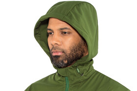 Endura SingleTrack II Softshell takki Miehet, forestgreen
